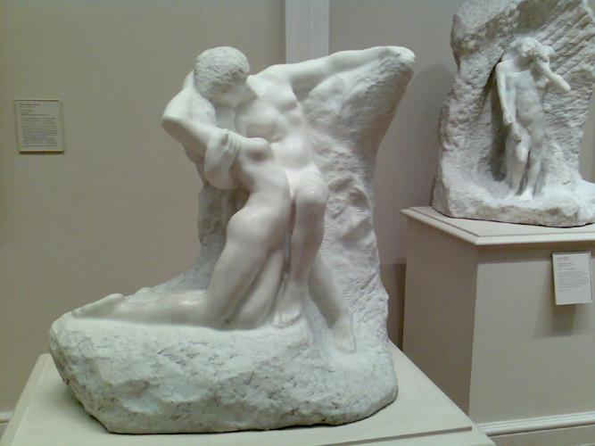 Antiquites Grecques Au Met Ny Et Rodin Bien Sur Pele Mail
