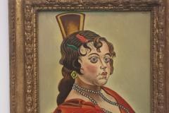 Femme espagnole